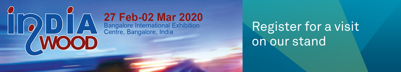 INDIAWOOD 2020 Banner