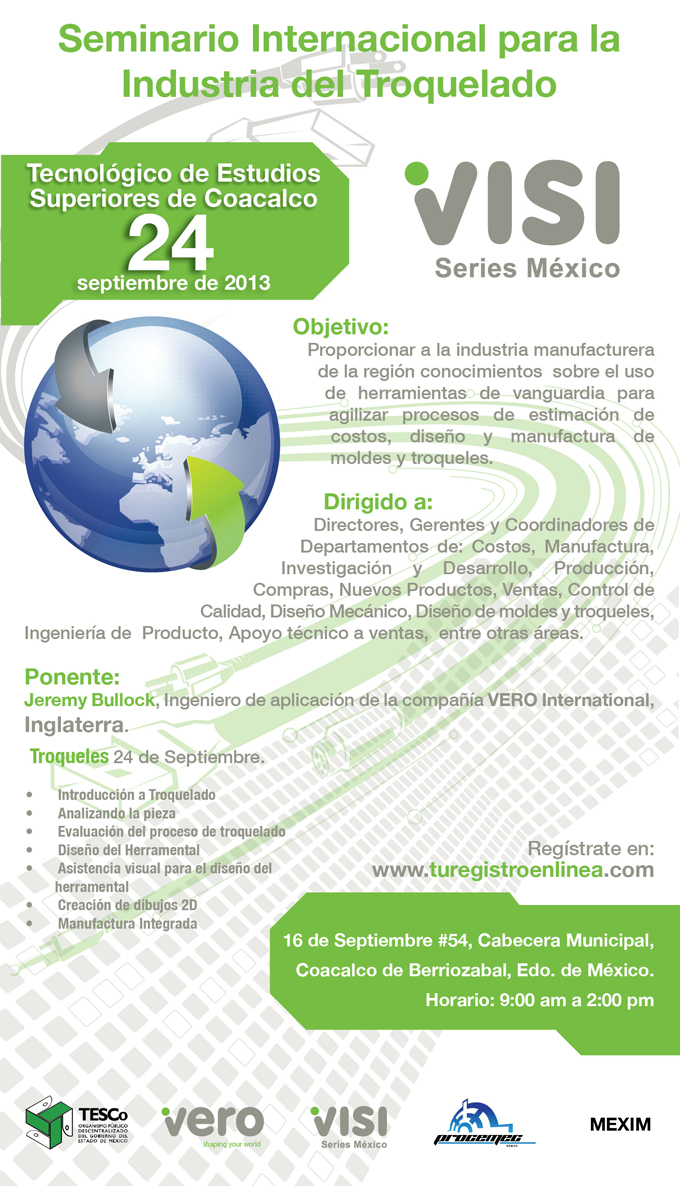 International Mould and Die Seminars - Mexico