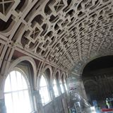 A company invested in a CNC machine tool and ALPHACAM after winning a contract for intricate acoustic panels covering a 60-metre ceiling.
