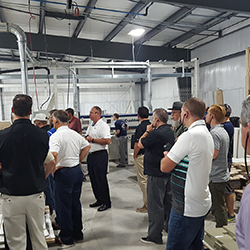 Vero Software and SCM Group Host Successful Woodworking Tour